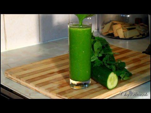 breakfast, green drink, smoothie